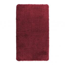 Červená kúpeľňová predložka Wenko Belize, 55×65 cm