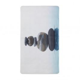 Protišmyková kúpeľňová podložka Wenko Balance, 70×40 cm