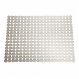 Podložka do umývadla InterDesign Orbz Mat, 30,5 x 40,5 cm