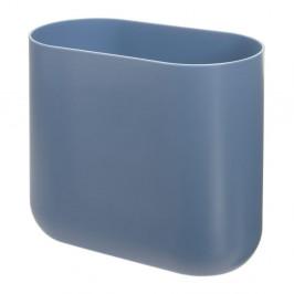 Modrý odpadkový kôš iDesign Slim Cade