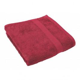 Červený uterák Tiseco Home Studio, 50 × 100 cm