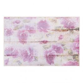 Růžový koberec Oyo home Romantic, 100x140cm