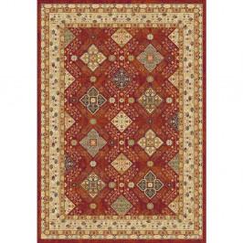 Červený koberec Universal Nova, 200 x 67 cm