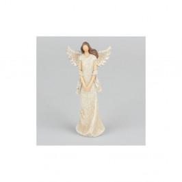 Dekorácia v tvare stojacieho anjela Dakls