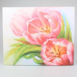 Nástenný obraz na plátne Dakls Flower, 56 x 46 cm