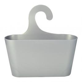 Závesný plastový úložný kôš do kúpeľne JOCCA