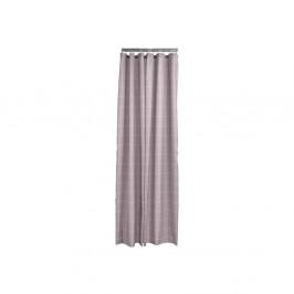 Hnedo-béžový sprchový záves Zone Tiles, 180×200cm
