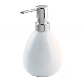Biely dávkovač mydla Wenko Polaris