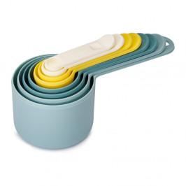 Sada 8 kuchynských odmeriek Joseph Joseph Nest Measure Opal