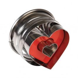 Formička v tvare srdca Rex London Love