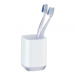 Biely téglik na zubné kefky Wenko Masone