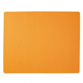 Oranžová silikónová podložka Orion