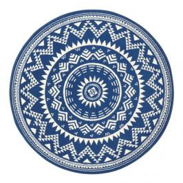 Modrý koberec Hanse Home Celebration, ⌀ 200 cm