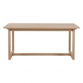Jedálenský stôl z dubového dreva Canett Binley