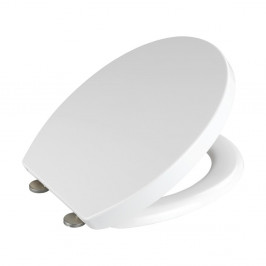 WC sedadlo z duroplastu v bielej farbe Wenko Tilos