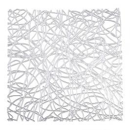 Priehladná podložka do drezu Wenko Sink Mat Cross, 30,5×30,5 cm