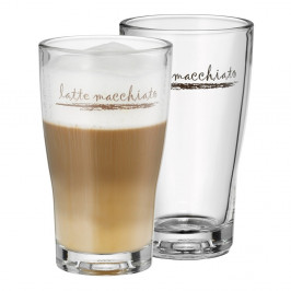 Sada 2 pohárov na Latte Machhiato WMF Barista