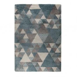 Modro-krémový koberec Flair Rugs Nuru, 160×230 cm