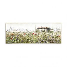 Obraz na plátne Styler Grasses, 152 x 62 cm