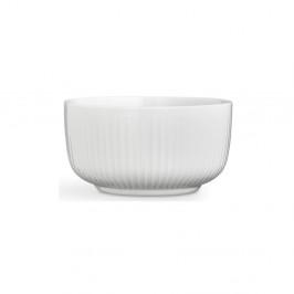 Biela porcelánová miska Kähler Design Hammershoi, ⌀ 17 cm