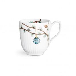 Porcelánový vianočný hrnček Kähler Design Hammershoi Christmas Mug, 330 ml