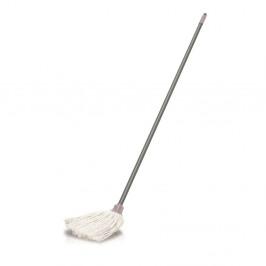 Biely mop z bavlny Addis Samantha