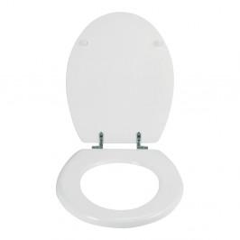 Biela toaletná doska Wenko Bali