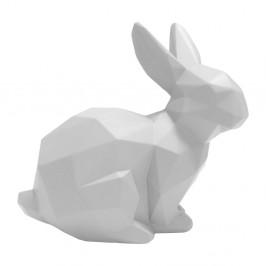 Biela dekorácia PT LIVING Origami Bunny
