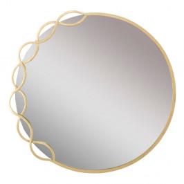Nástenné zrkadlo Mauro Ferretti Eleonor, ø 73 cm