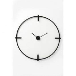 Nástenné hodiny Kare Design Visible Time, ⌀ 91 cm