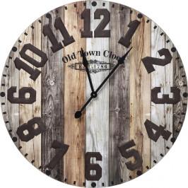 Nástenné hodiny Kare Design Old Town