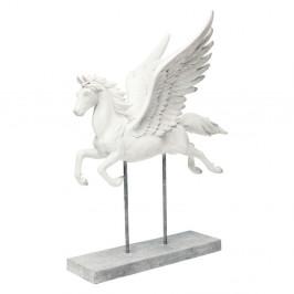 Dekoratívne socha Kare Design Pegasus