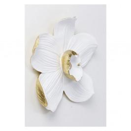 Nástenná dekorácia Kare Design Orchid, šírka 54 cm