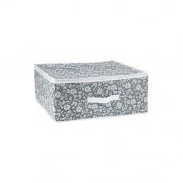 Úložný box na zips Compactor Vicky Large Zipper Box, 45 x 20,5 cm