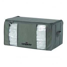 Úložný box na oblečenie Compactor Home Taupe, 138 l