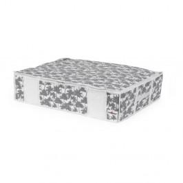 Vakuový úložný box na oblečenie pod posteľ Compactor Signature Tahiti 3D Vacuum Bag, 145 l
