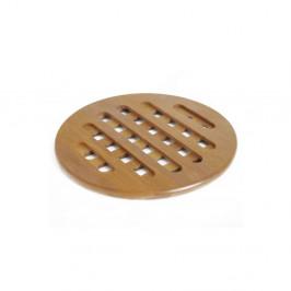 Bambusová podložka pod horúce hrnce Bambum Hot Pad, ⌀ 14 cm
