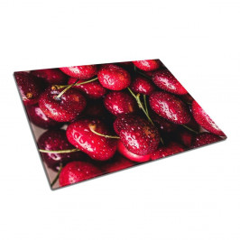 Sklenená doska na krájanie obraz Insigne Cherries