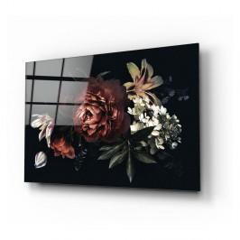 Sklenený obraz Insigne Bouquet