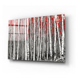 Sklenený obraz Insigne Birches