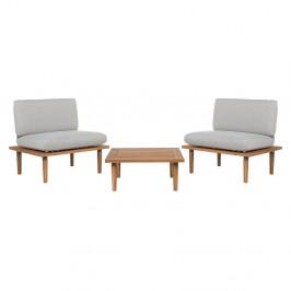 Set záhradného nábytku Monobeli Lounge Duo