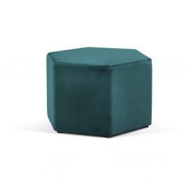 Zelený puf Milo Casa Marina, ⌀ 60 cm