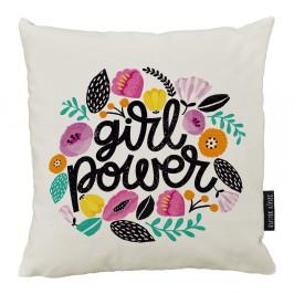 Vankúš Butter Kings z bavlny Girl Power, 50 x 50 cm