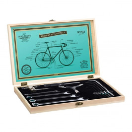 Sada náradia na opravu bicykla Gentlemen's Hardware Box