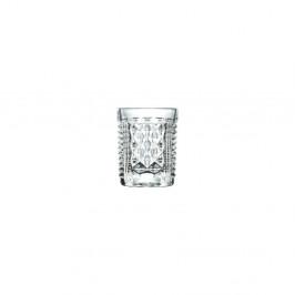 Sklenený pohárik La Rocher Diamant, 60 ml