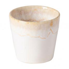 Bielya kameninová šálka na espresso Costa Nova Grespresso