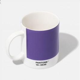 Svetlofialový hrnček Pantone, 375 ml