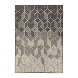 Sivo-krémový koberec Flair Rugs Dartmouth, 120 x 170 cm
