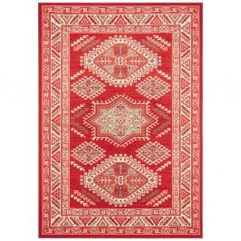 Červený koberec Nouristan Saricha Belutsch, 200 x 290 cm