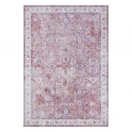 Svetločervený koberec Nouristan Vivana, 160 x 230 cm